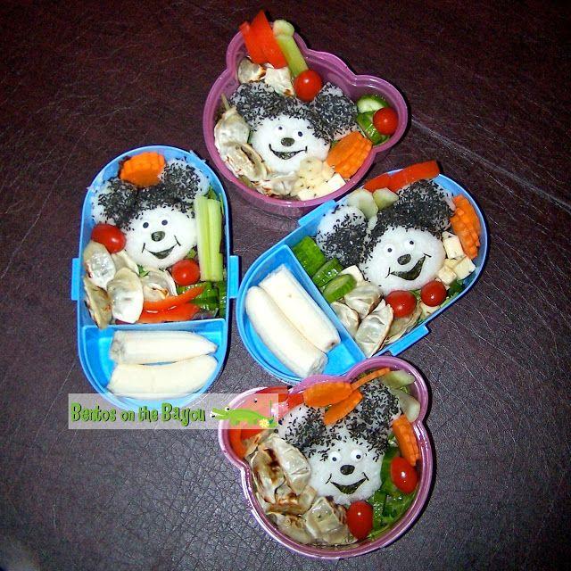 Mickey Mouse Bento #mickey #disney #bento #lunch