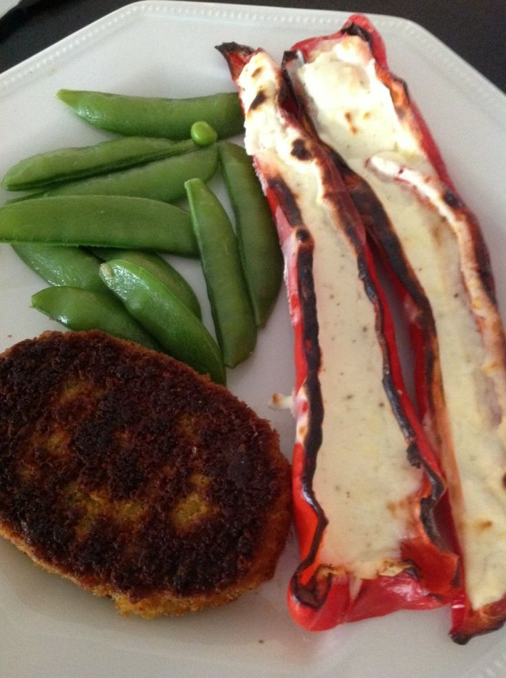 peppers all you need are sweet peppers cream cheese and sour cream to ...