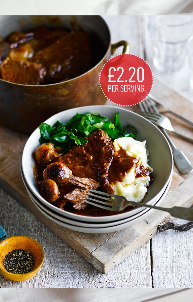 Braised beef in Guinness | Recipe