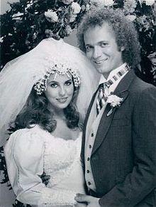 Luke and Laura's wedding