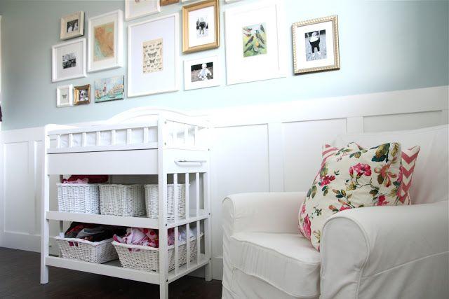 benjamin moore woodlawn blue nursery pinterest. Black Bedroom Furniture Sets. Home Design Ideas