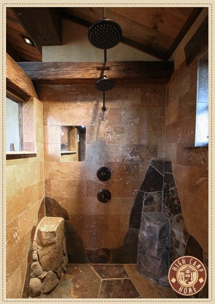 Shower Ultimate Bathrooms Pinterest