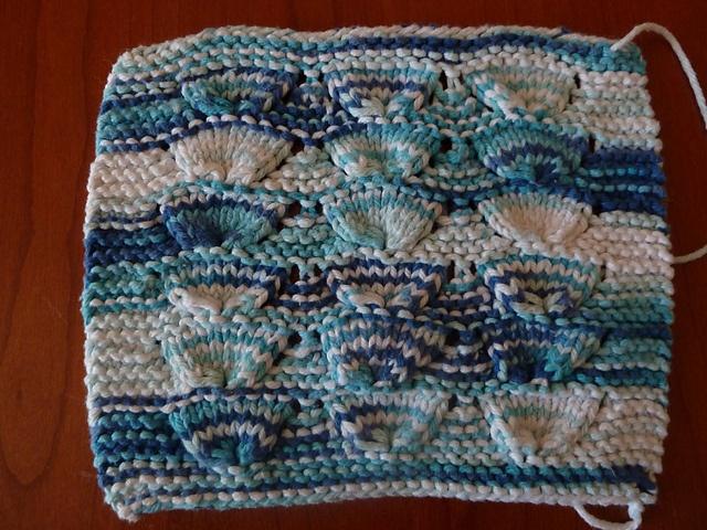 Knit Dishcloth Pattern Ravelry : Pin by CatManDo on KNITTING Pinterest