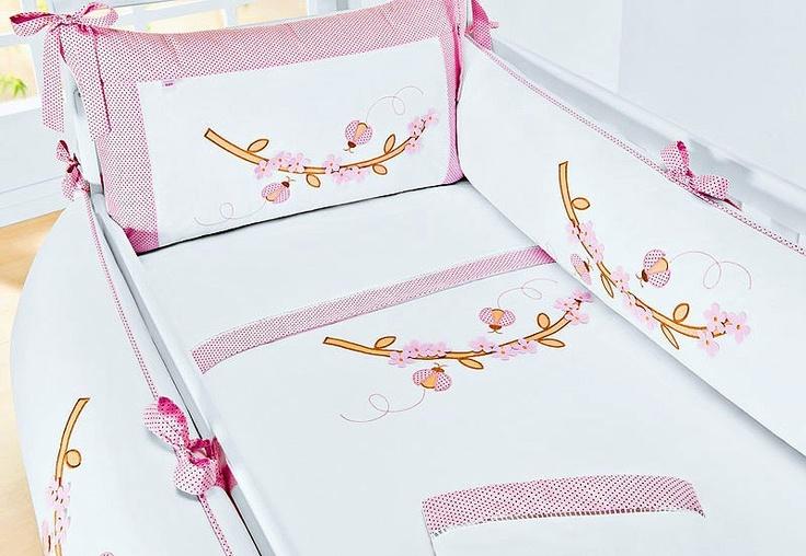 Kit Berço para decorar quarto de bebê35