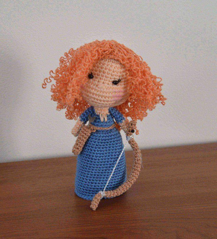 Free Crochet Patterns In English : amigurumi Brave free pattern english Amigurumi Pinterest