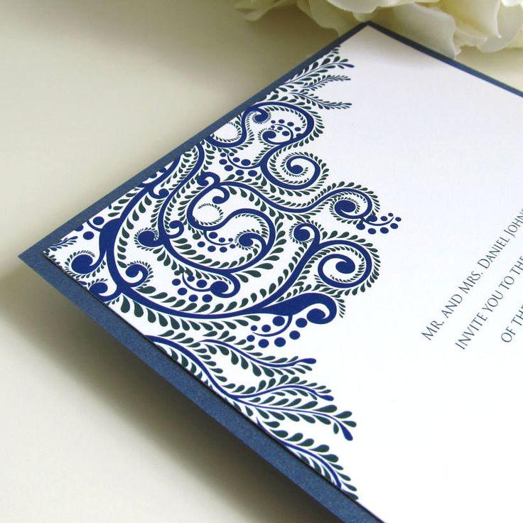 Printable wedding invitations indian wedding invitations for Digital wedding invitations