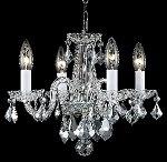 Elegant Lighting Crystal Chandelier