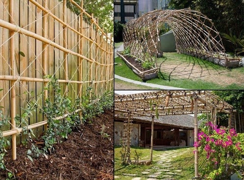 Love These Veggie Garden Trellis Ideas Garden Fun