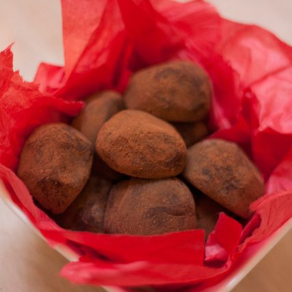 Salted Caramel Chocolate Truffles | Fun Stuff to Try | Pinterest