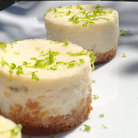 Margarita Cheesecake Cupcake Size Single Servings by dolcidivino, $31 ...