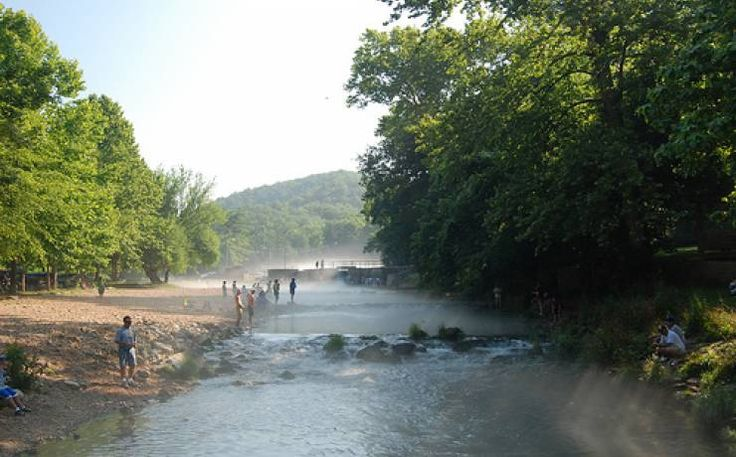 Roaring river state park missouri state parks places i for Roaring river fishing