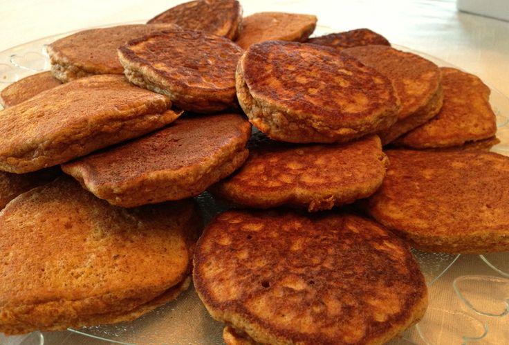 Squash pancakes | Pancakes | Pinterest