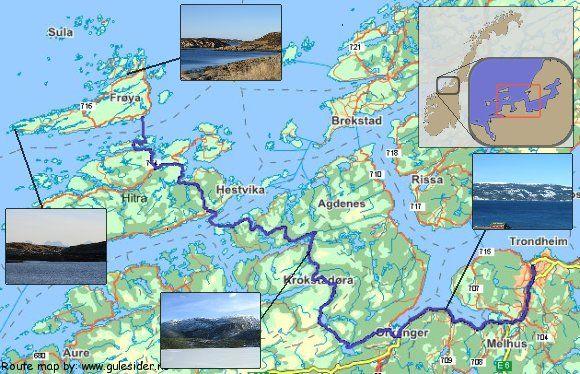 Frøya Island Norway