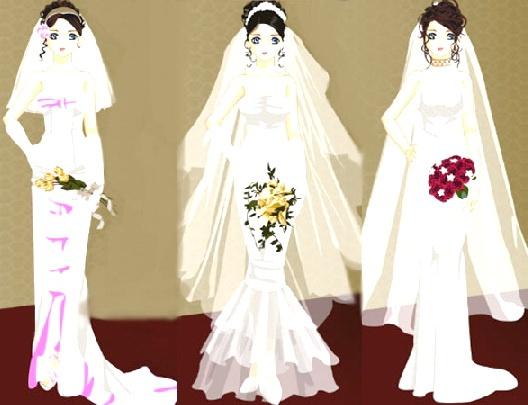 Design Wedding Dress Games 54