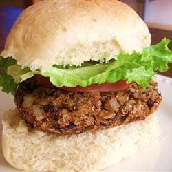 Homemade Black Bean Veggie Burgers | Recipes to try this week ...