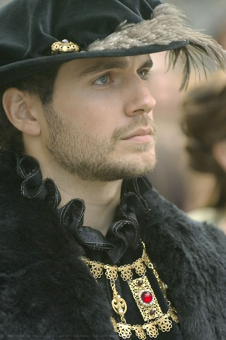 #HenryCavill as Charles Brandon in The Tudors