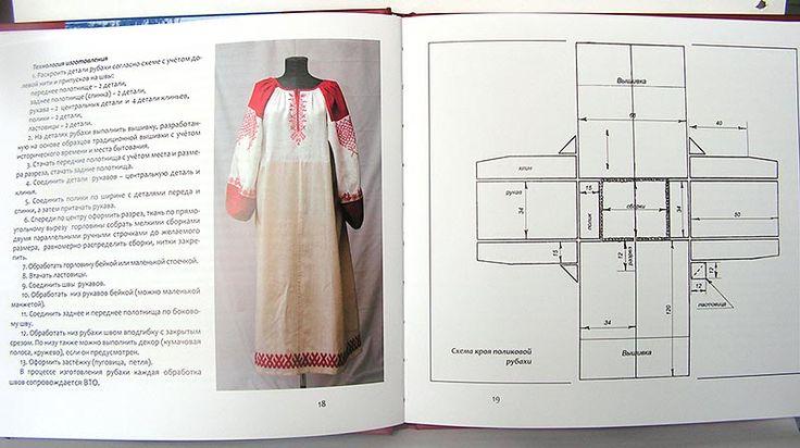 Как сшить славянскую рубаху своими руками 58