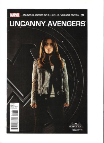 UNCANNY AVENGERS  14 Limited to 1 20 Agents of S H I E L D  photo    Uncanny Avengers 14