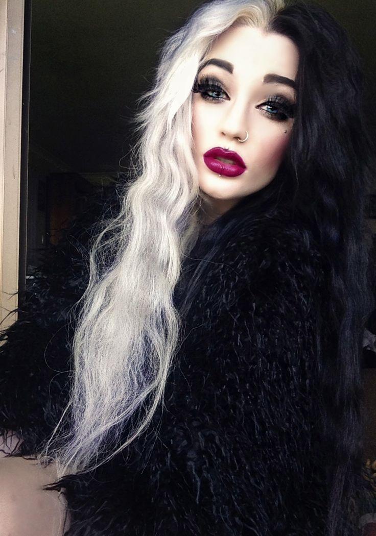 half blonde hair tumblr - photo #12