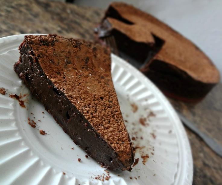Chocolate Truffle Tart offender: flour (crust), sugar