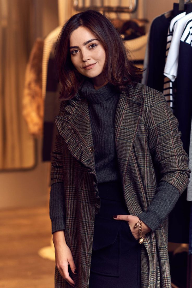 Quick-fire questions with Jenna Coleman