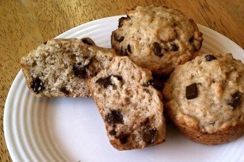 Vegan Banana Bread Recipe Muffins http://easybananarecipes.com/vegan ...