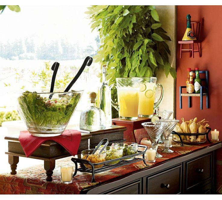 Cinco de Mayo buffet idea   Entertaining   Pinterest
