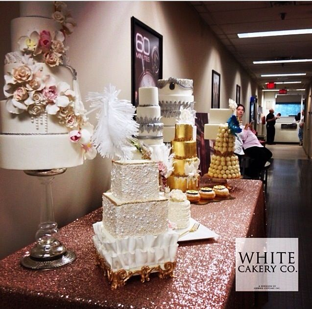 Cake Design Expo Sp : Wedding display Bridal Show - cake booth ideas Pinterest