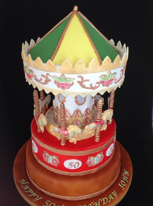 Cake Decorating Carousel : Cake Decorating Carousel Cake Ideas and Designs