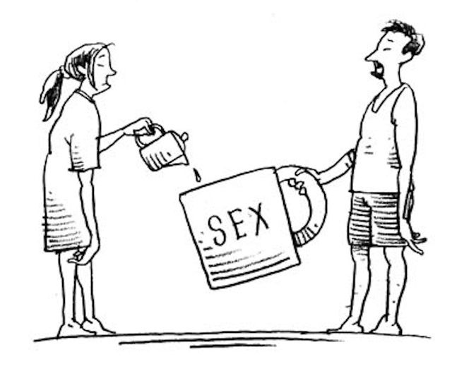 The Supply and Demand of Post-Baby Sex