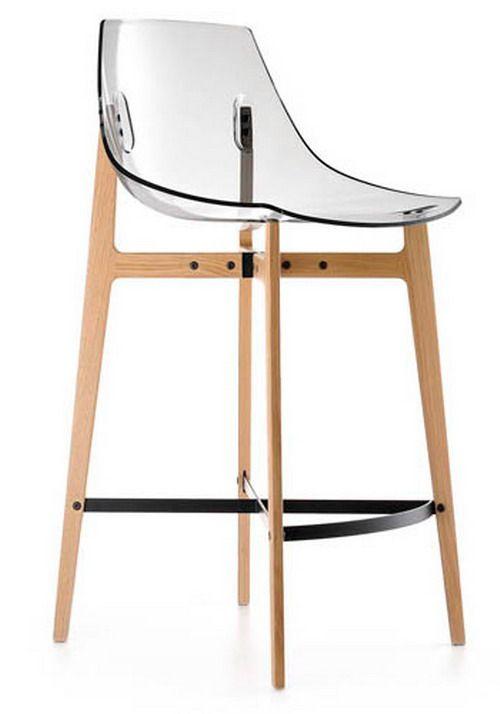 Nice use of materials - beautiful stool