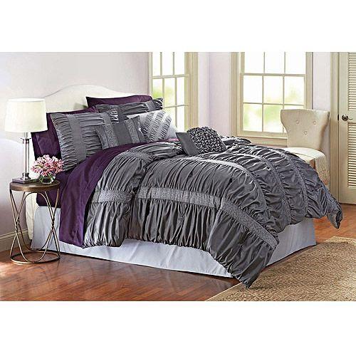 Better Homes And Gardens 7 Piece Comforter Set Ashlyn
