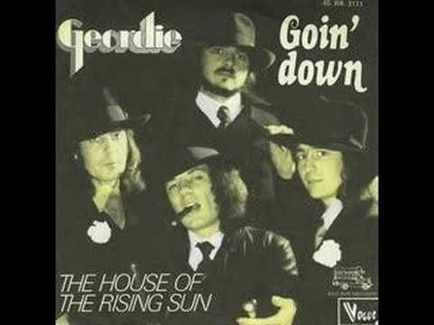 U Arrive In The Rising Sun Geordie-- House of the Rising Sun --great version!
