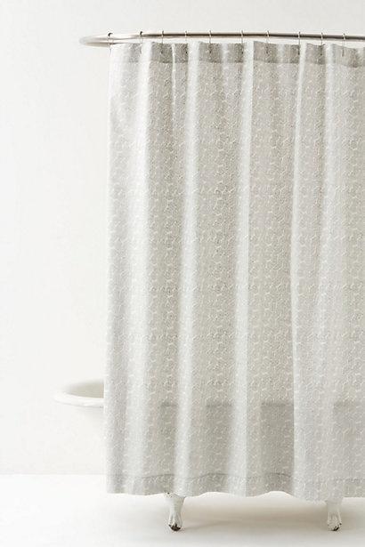 Loha Shower Curtain Anthropologie Mi Casa Es Tu Casa Pinterest