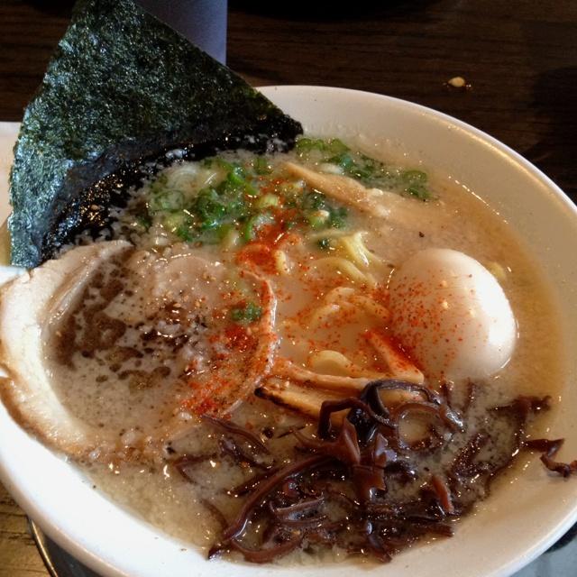 Orenchi Ramen (Tonkotsu base) | Cooking, or close to it. | Pinterest