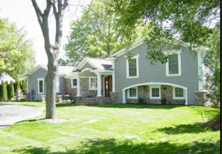 Tri Level House : 19 Fresh Tri Level Home Remodel - Home Building Plans  66714