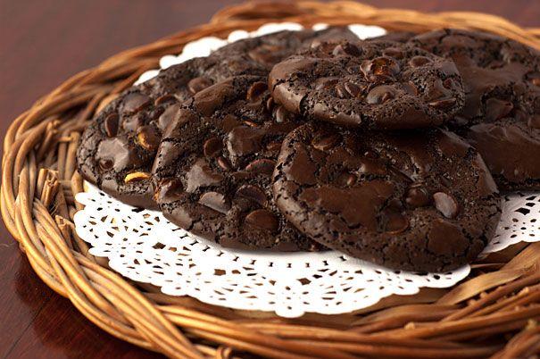 Flourless Chocolate Cookies | Recipe