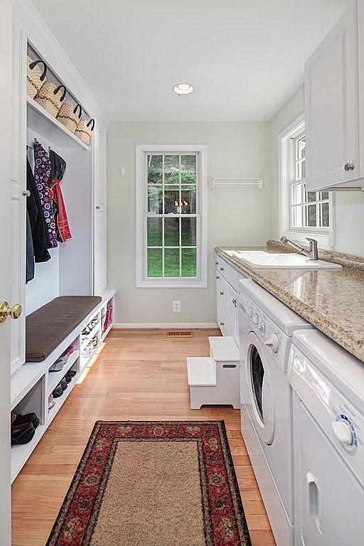 Mud Room Laundry Mud Rooms Pinterest
