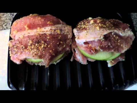 EASY Pork Chops with Apples! | Recipes | Pinterest