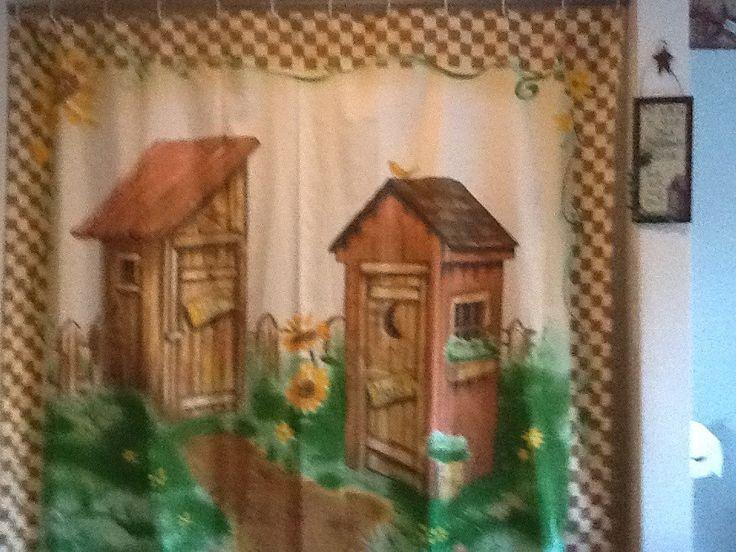 Outhouse bathroom my ideas from my house pinterest