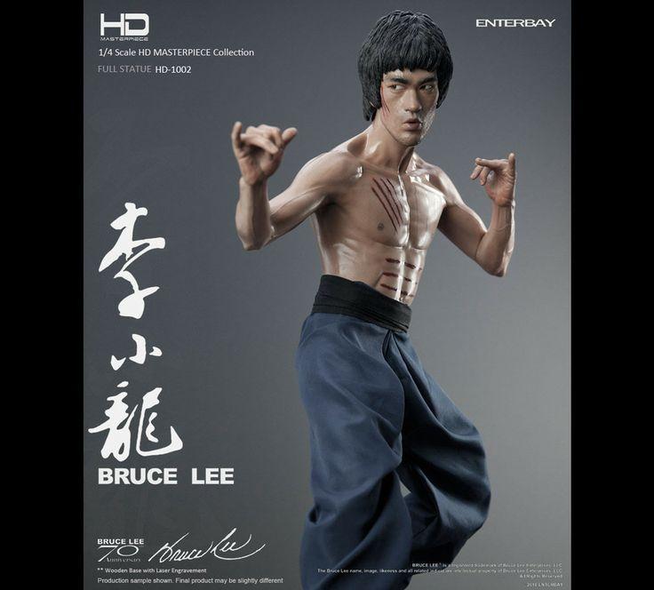 (HD-1002) Bruce Lee full body Statue