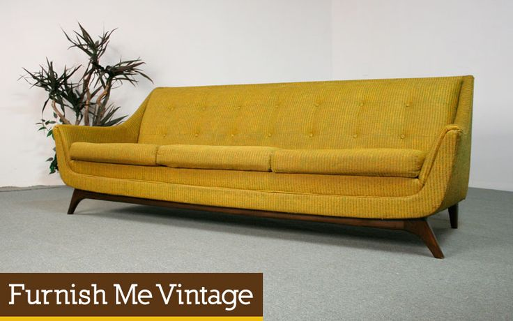 vintage sofa mid century modern sofa eww in a different color for