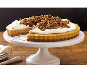 Caramel Pecan Pumpkin Mousse Pie. | Recipes | Pinterest