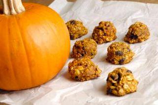 Spicy Pumpkin Oatmeal cookies | Desserts | Pinterest