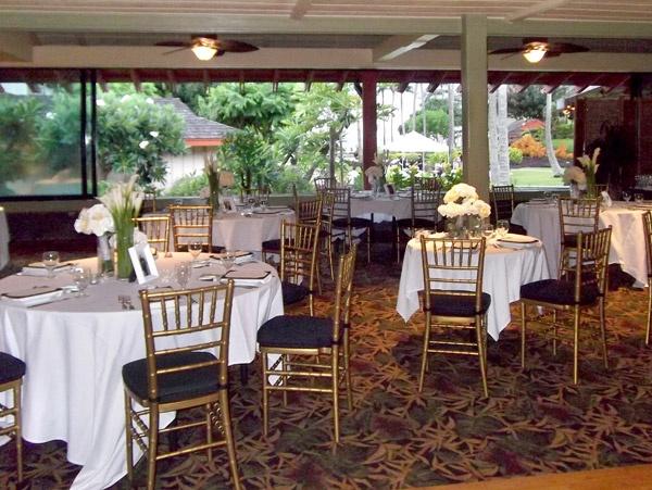 Weddings at Hukilau Lanai restaurant ...