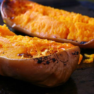 Roasted Butternut Squash | Veggies & Fruits | Pinterest