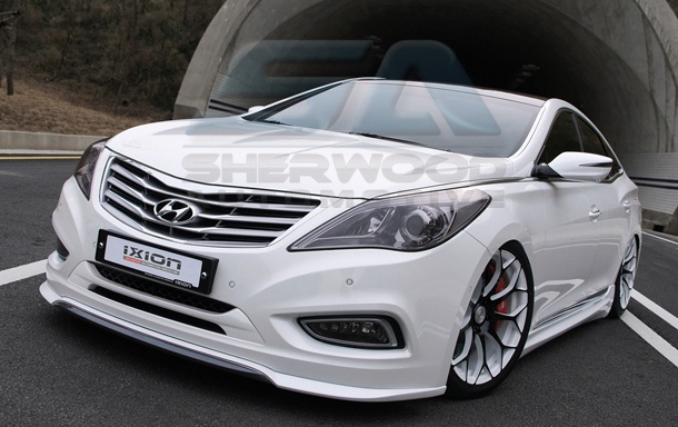 Body Kit For Hyundai Sonata 2012