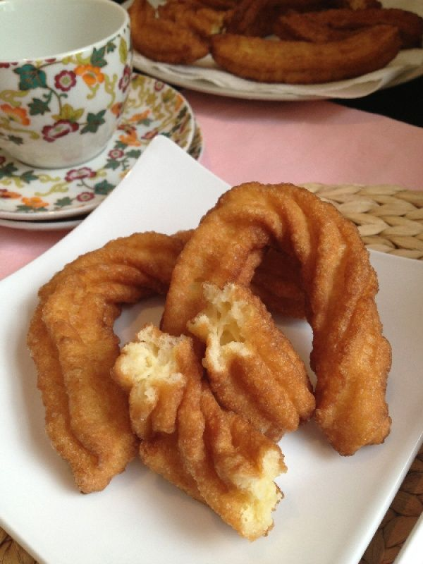 Delicious paleo churros.