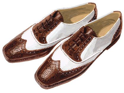 Spectator Shoes - from J. Peterman at: http://www.jpeterman.com/Womens