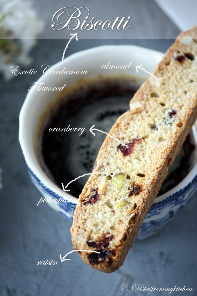 Can't say no to some biscotti! | Delicious Foods | Pinterest